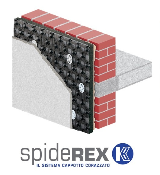 spiderex k8