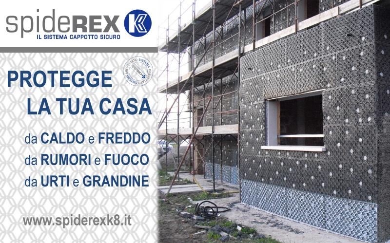 REXPOLgroup – spideREX K8-proteggere la casa2